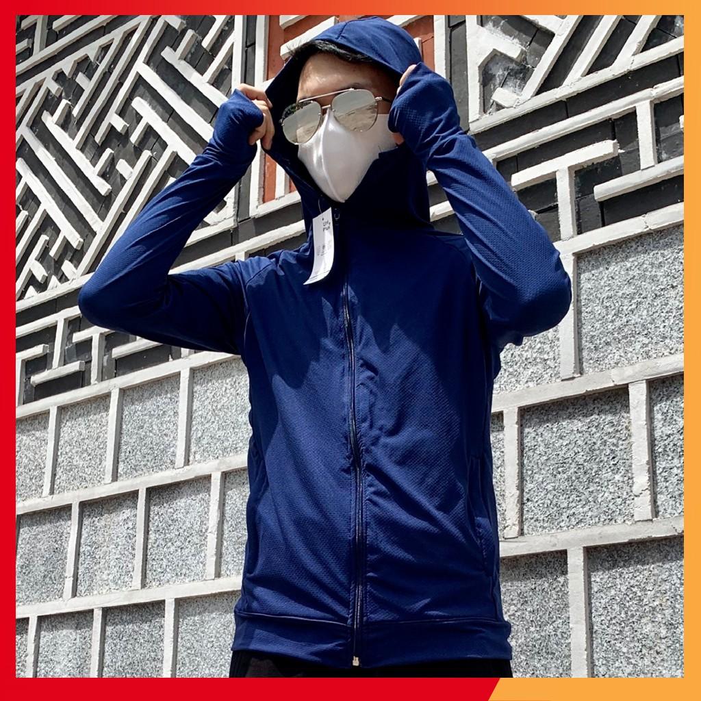 FREESHIP 99k/Áo Chống Nắng 2020 Dệt Kim Cương Co Dãn 4 Chiều/Thoáng Mát Chống Tia UV- Gore store