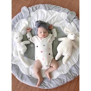 Thỏ, voi, gấu, cừu bông cho bé