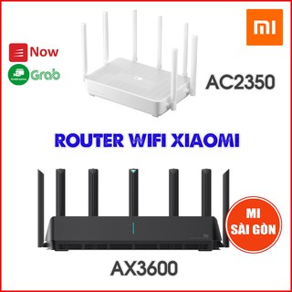 Router phát sóng AIoT AC2350 HOẶC ROUTE AX 3600