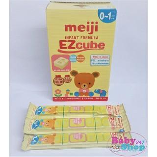 [bán lẻ] Sữa meiji số 0 dạng thanh lẻ 27g thanh (hàng nhập khẩu) thumbnail