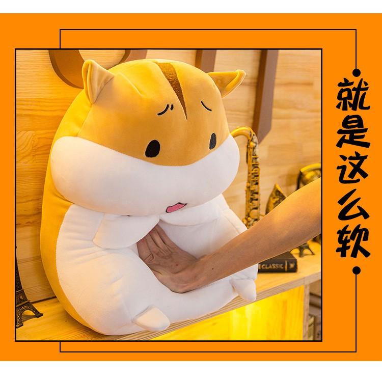 Gấu nhồi bông hình chuột hamster dễ thương