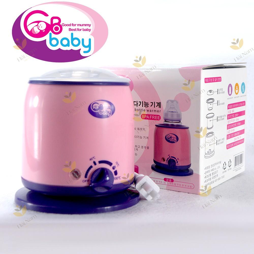 Máy hâm nóng sữa 3 chức năng GB Baby Hàn Quốc