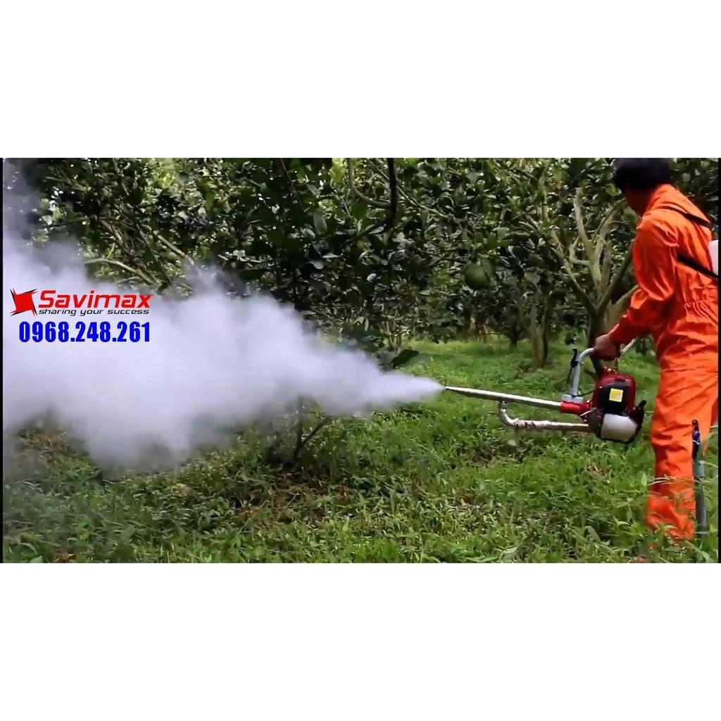 Máy phun khói TL-35N Mitsuyama Động cơ 4 thì, Bảo hành 12 tháng phun diệt côn trùng tại Huyện Ea H'Leo (Đắk Lắk)
