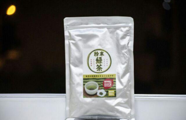 (Sale còn 190k) Bột Matcha nguyên chất 100g