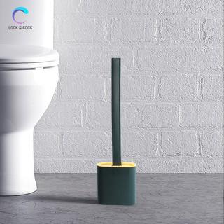 Cọ vệ sinh nhà tắm bồn cầu toilet siêu sạch chất liệu silicon