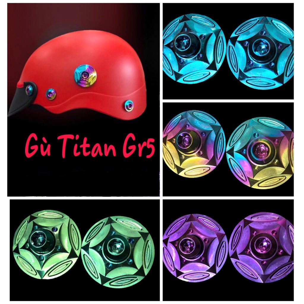 [TITAN] Gù Titan Gr5 - Gắn Nón Bảo Hiểm Sơn