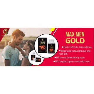 Max MEN GOLD