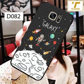 [ FREESHIP ĐƠN 50K ] Ốp lưng Samsung Note Fe Note 7 Fe - Note 5 -S6 - S6 ege - S7 - S7 ege in hình vũ trụ. thumbnail