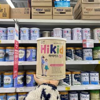 sữa Hikid il dong hàn quốc