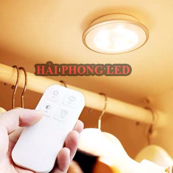 [CÓ TÍCH ĐIỆN KÈM ĐIỀU KHIỂN] Đèn led thông minh dán tường dán cầu thang dán phòng ngủ kệ tủ Đèn led Trang Trí Mini Dán