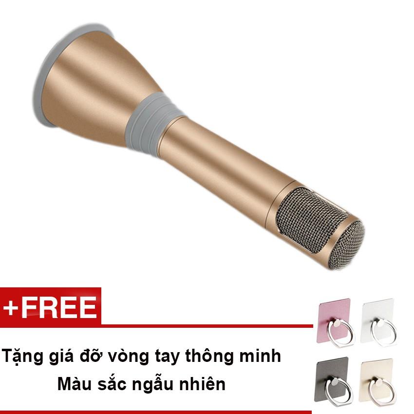 Micro karaoke tích hợp loa Bluetooth 3 trong 1 K068 Loại 1 ( - 2593421 , 117716408 , 322_117716408 , 179000 , Micro-karaoke-tich-hop-loa-Bluetooth-3-trong-1-K068-Loai-1--322_117716408 , shopee.vn , Micro karaoke tích hợp loa Bluetooth 3 trong 1 K068 Loại 1 (