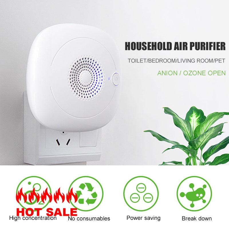 Formaldehyde Hepa Cleaner Air Cleaner AC110-240V Air Purifier Low Noise Indoor Sterilizer