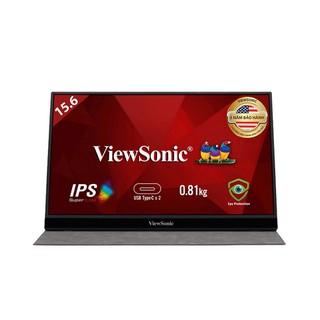 Màn hình di động Viewsonic VG1655 (15.6inch FHD IPS) USB 3.1 Type-C kép - Bảo hành chính hãng 36 tháng thumbnail
