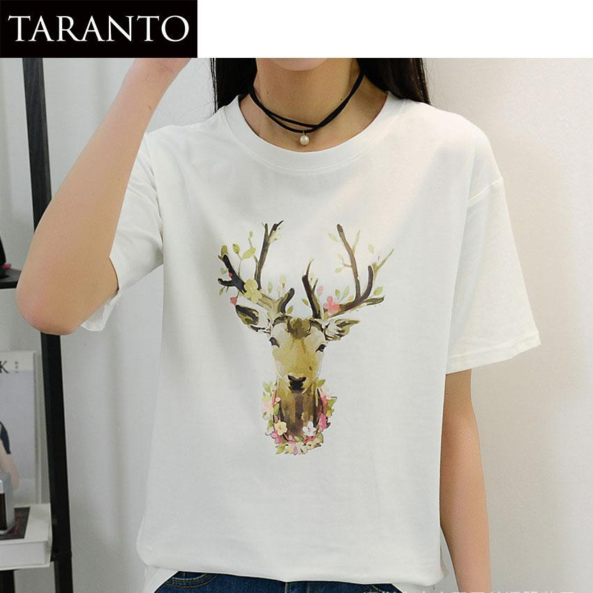 Áo phông nữ cá tính TARANTO TRT02