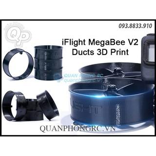 Vòng bảo vệ iFlight MegaBee V2 Ducts (Đen) 1 cái