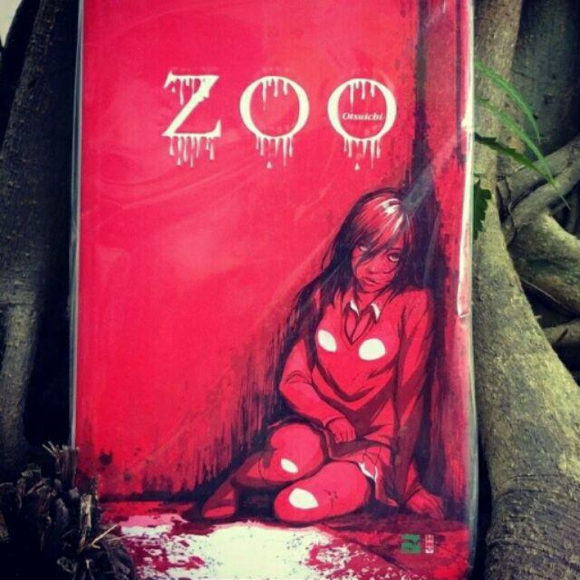 Sách - Zoo - Tiểu thuyết kinh dị của Otsuichi - 3070977 , 462260252 , 322_462260252 , 100000 , Sach-Zoo-Tieu-thuyet-kinh-di-cua-Otsuichi-322_462260252 , shopee.vn , Sách - Zoo - Tiểu thuyết kinh dị của Otsuichi