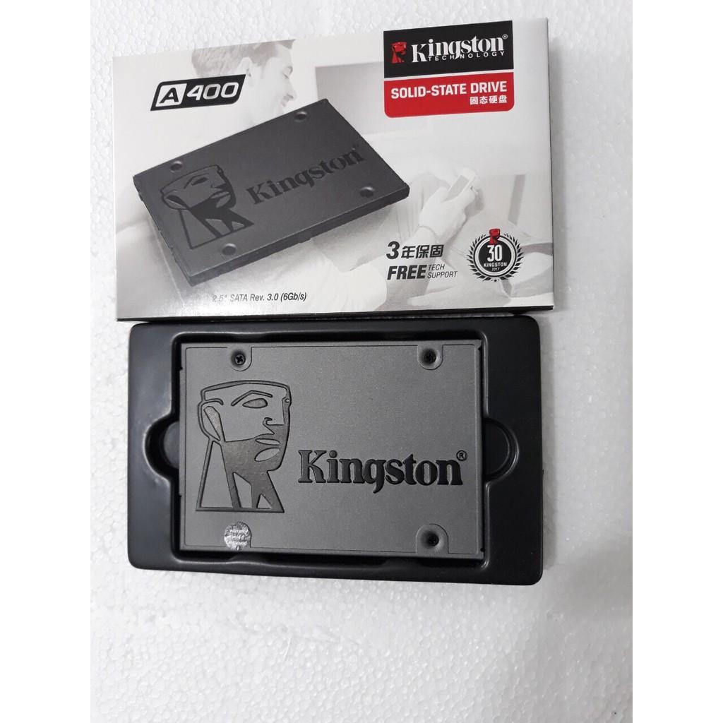 SSD SA 120g A400 Kingston mẫu mới công ty