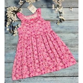 Váy Carter's cotton xuất dư 6-18kg (có 7 mẫu)