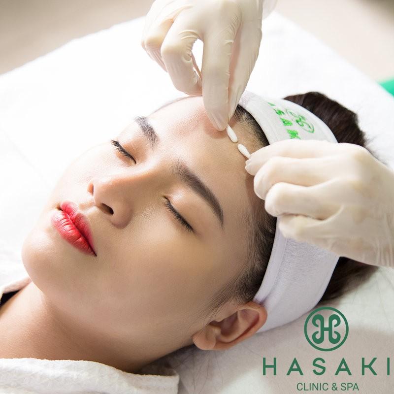 HCM [Voucher] - Lấy Mụn Chuẩn Y Khoa Tại Hasaki Clinic & Spa