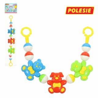 Xúc xắc treo nôi hình thú 48 cm Polesie Toys