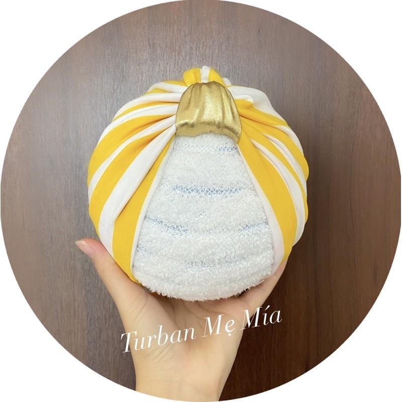 Mũ Turban cho bé