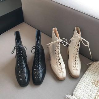 Giày Bốt Cao Gót Thời Trang Cho Nữ
