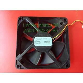Quạt tản nhiệt Nidec 24v-0.13A 8 8 tháo máy Nhật. thumbnail