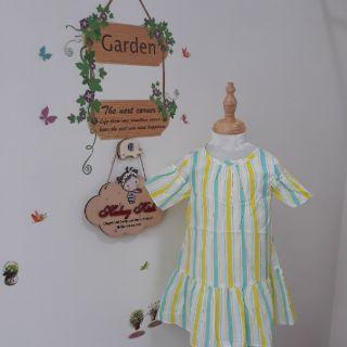 Đầm vải Trissi xuất hàn