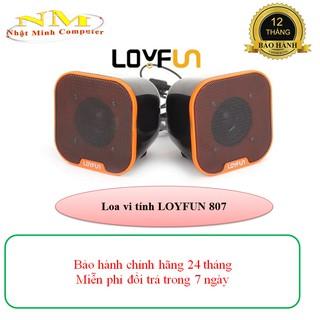 Loa Máy Tính Loyfun LF 807 Mini Dùng Laptop - PC thumbnail