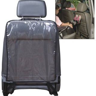 Car Seat Back Protector Cover For Children Kick Mat Mud