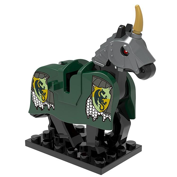 Mô Hình Lego Lắp Ráp Nhân Vật Chiến Binh 8 Mẫu Tùy Chọn