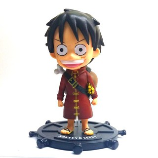 Mô Hình Chibi Luffy One Piece MS44