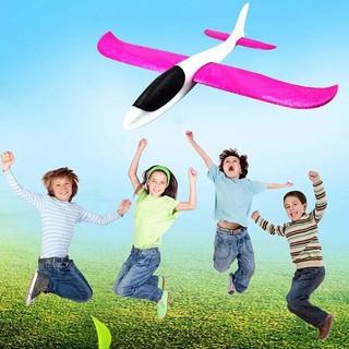 Outdoor ultra-light hand throwing plane model foam children's throwing