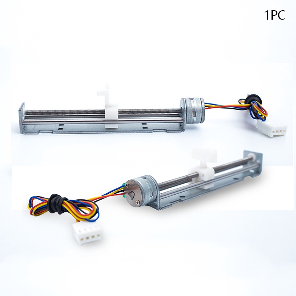 Parts With Sliders Mini 2 Phase 4 Wire Nuts Driver Durable 3D Printer Lightweight Stepper Motors Practical DIY Engraving