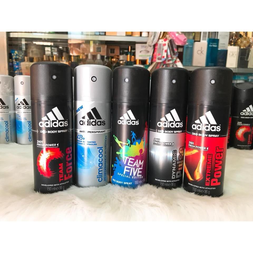Xịt khử mùi Adidas cho nam 150ml - 3292838 , 703486293 , 322_703486293 , 138000 , Xit-khu-mui-Adidas-cho-nam-150ml-322_703486293 , shopee.vn , Xịt khử mùi Adidas cho nam 150ml