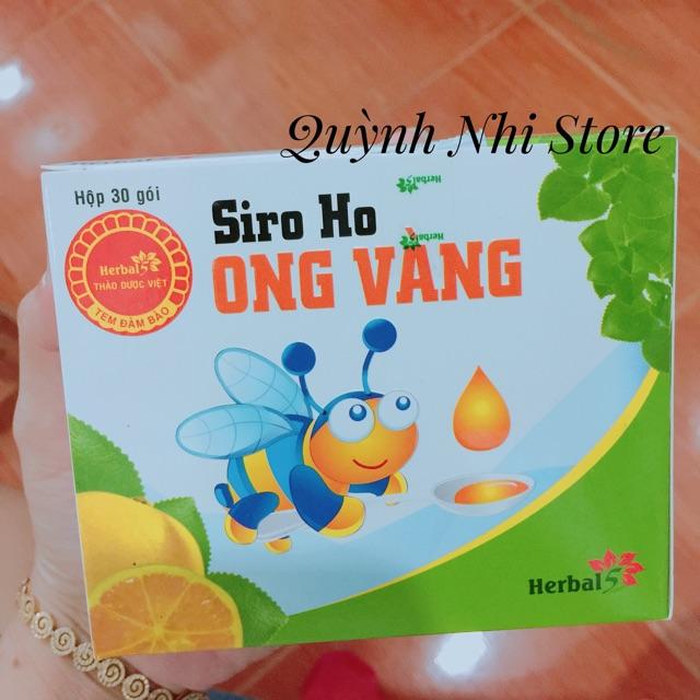 Siro Ho Ong vàng - 2975116 , 640691781 , 322_640691781 , 45000 , Siro-Ho-Ong-vang-322_640691781 , shopee.vn , Siro Ho Ong vàng