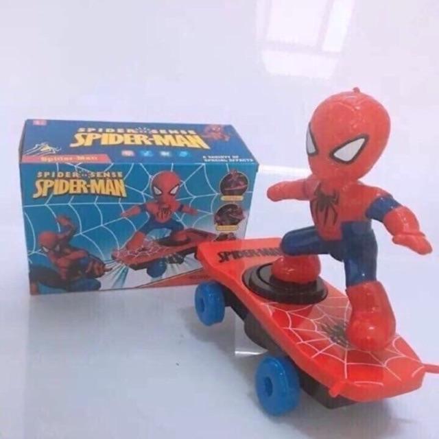 Đồ chơi người nhện trượt ván cho bé - 2682594 , 1132675818 , 322_1132675818 , 69000 , Do-choi-nguoi-nhen-truot-van-cho-be-322_1132675818 , shopee.vn , Đồ chơi người nhện trượt ván cho bé