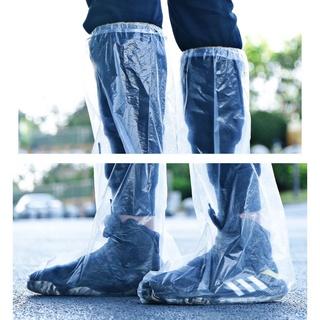 [Xả lỗ - Xin đánh giá 5 ] Bọc Giày đi mưa, Ủng đi mưa cổ cao - Mẫu D thumbnail
