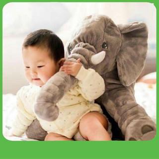 [SIÊU RẺ] Gối ôm hình voi cho bé 2019 – SIÊU BỀN