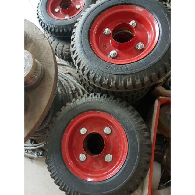 bánh xe đỏ 200