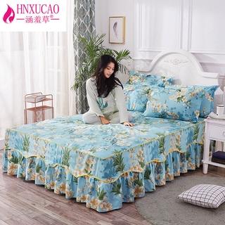 Váy giường đơn, váy giường ngủ, váy ngủ, giường đơn, 1.2 1.5 1.8 2.0m thumbnail