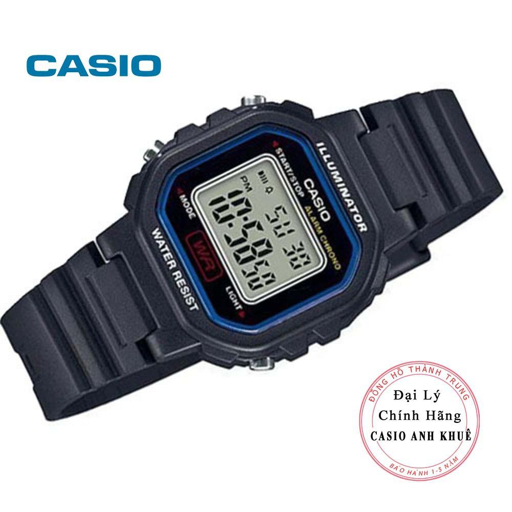 Đồng hồ điện tử nữ Casio LA-20WH-1CDF dây nhựa