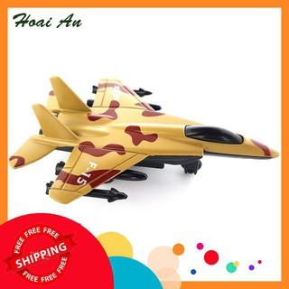 [SIÊU TIẾT KIỆM] Mô hình máy bay tiêm kích chiến đấu bằng sắt cao cấp