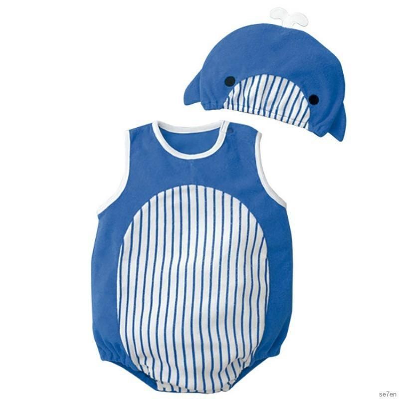 Bộ áo liền quần nhiều họa tiết xinh xắn dành cho các bé