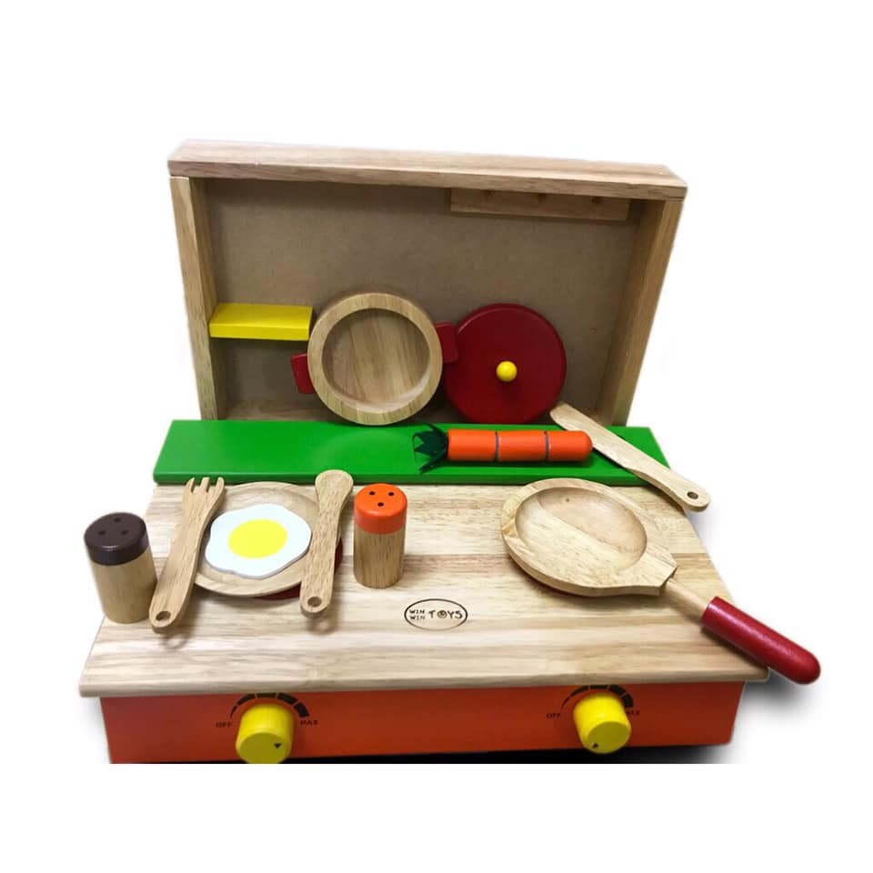 Bộ đồ chơi nấu ăn Winwintoys - 65032