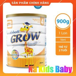 Sữa bột Abbott Grow 4 hươu cao cổ 900gam thumbnail