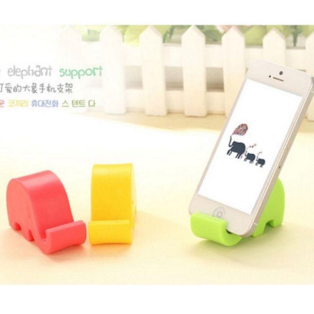 Giá đỡ điện thoại hình voi