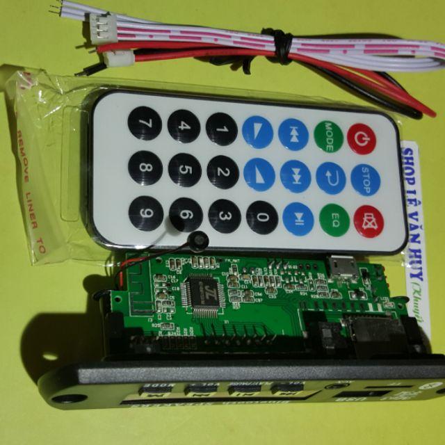 Mạch giải mã âm thanh mp3-bluetooth- 4.0