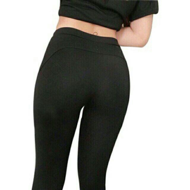 Quần legging nâng mông chất đẹp tôn dáng
