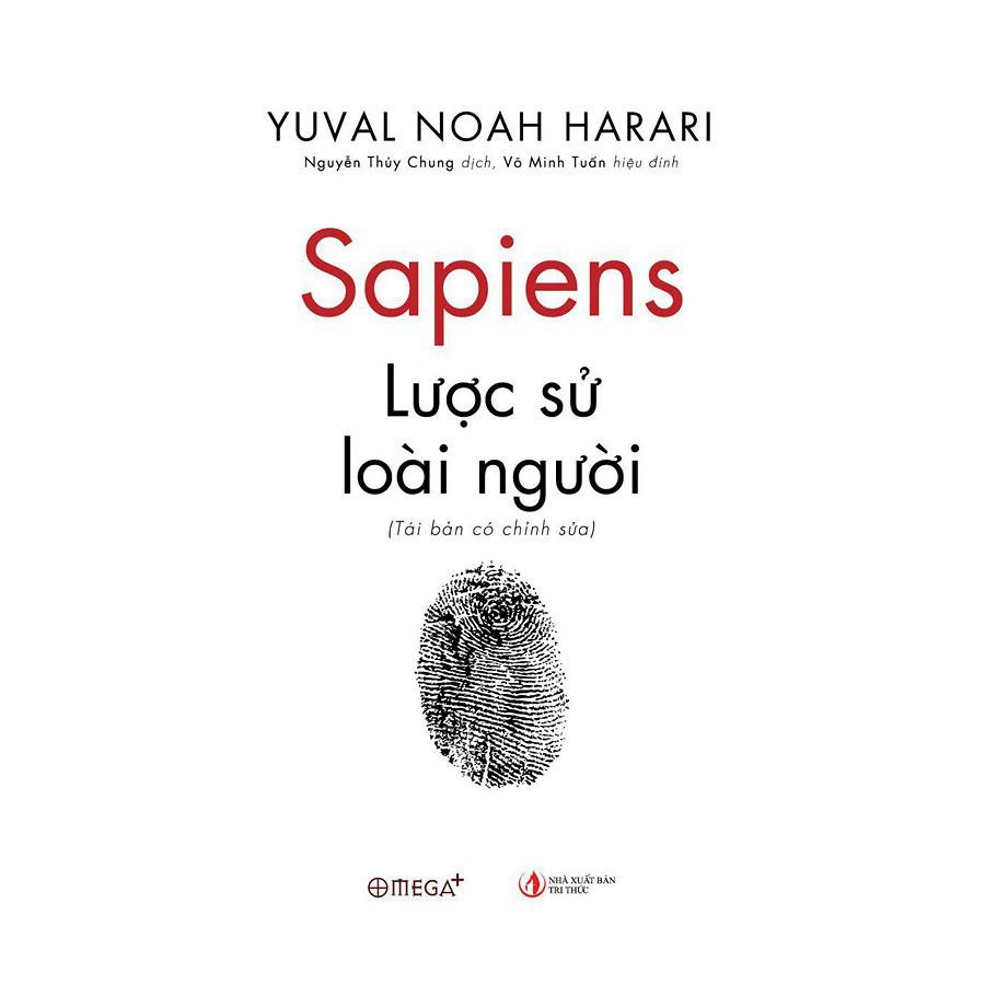 Sách Lịch Sử - Sapiens: Lược Sử Loài Người (Tái Bản Có Chỉnh Sửa) - 3114761 , 1122366993 , 322_1122366993 , 209000 , Sach-Lich-Su-Sapiens-Luoc-Su-Loai-Nguoi-Tai-Ban-Co-Chinh-Sua-322_1122366993 , shopee.vn , Sách Lịch Sử - Sapiens: Lược Sử Loài Người (Tái Bản Có Chỉnh Sửa)